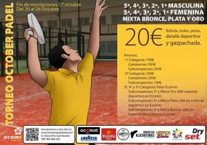 Torneo Padel Alicante